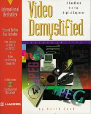 Video demystified by Keith Jack