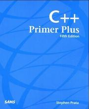 The Waite Group's C++ primer plus by Stephen Prata