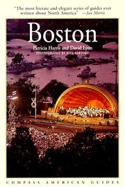 Cover of: Boston by Patricia Harris