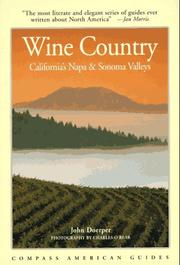 Wine country by John Doerper