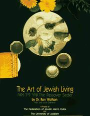 The Art of Jewish Living by Ron Wolfson