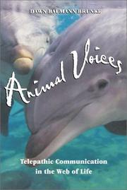 Animal Voices PDF