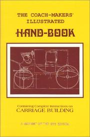 Coach-Makers' Illustrated Hand-Book, 1875 PDF
