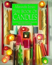 The book of candles by Miranda Innes