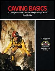 Caving Basics PDF