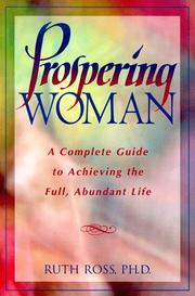 Prospering woman PDF