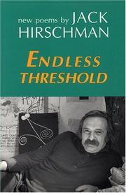 Endless threshold by Jack Hirschman
