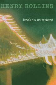 Broken Summers PDF