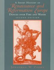 A Short History of Renaissance and Reformation Europe PDF