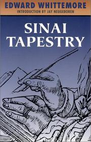 Sinai tapestry by Edward Whittemore