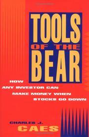 Tools of the Bear PDF