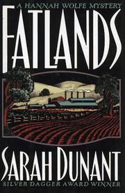 Fatlands by Sarah Dunant