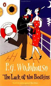 The luck of the Bodkins by P. G. Wodehouse