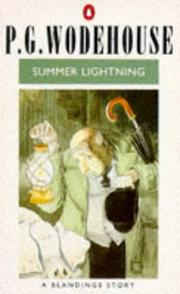Summer lightning by P. G. Wodehouse