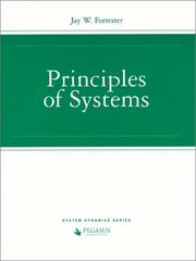 Principles of systems by Jay Wright Forrester