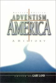 Adventism in America by Gary Land