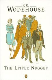 Cover of: The little nugget by P. G. Wodehouse