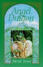 Cover of: Angel and Dragon (Letzenstein Chronicles) by Meriol Trevor