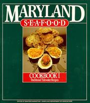 Maryland Seafood Cookbook (Volume 1) by State of Maryland Dept of Agriculture