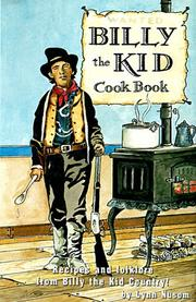 Billy the Kid cook book by Lynn Nusom