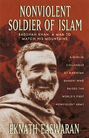 Nonviolent soldier of Islam PDF
