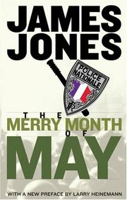 The merry month of May by James Jones