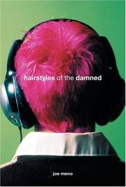 Cover of: Hairstyles of the damned by Joe Meno