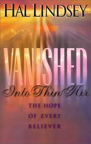 Vanished into Thin Air PDF