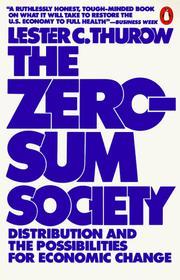 The zero-sum society PDF