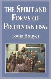The spirit and forms of Protestantism PDF