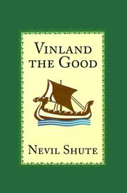 Vinland the good by Nevil Shute