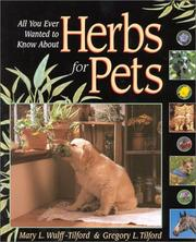 Herbs for Pets PDF