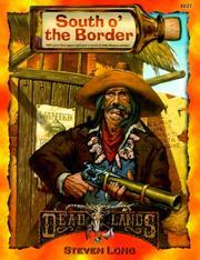 South o' the Border (Deadlands: The Weird West) PDF