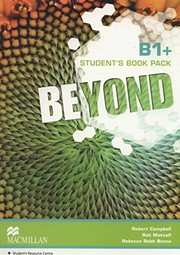 Beyond B1+ Students Book Pack