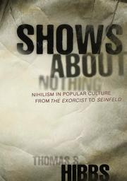 Shows about nothing PDF
