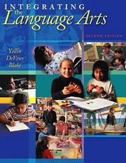 Integrating the language arts by Yellin, David