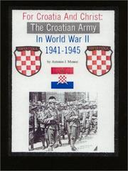 For Croatia & Christ by Antonio J. Munoz