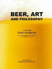Beer, art, and philosophy PDF