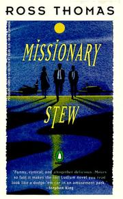 Missionary stew by Ross Thomas