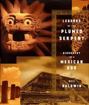 Legends of the plumed serpent PDF