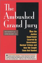 The ambushed grand jury PDF