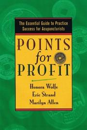 Points for Profit by Honora Lee Wolfe