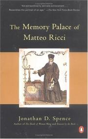The memory palace of Matteo Ricci PDF