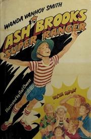 Ash Brooks, super ranger