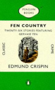 Fen Country by Edmund Crispin