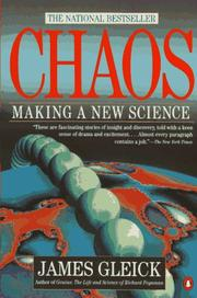 Chaos by James Gleick, James Gleick