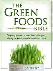 The Green Foods Bible PDF