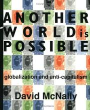 Another World Is Possible by David McNALLY, David McNally