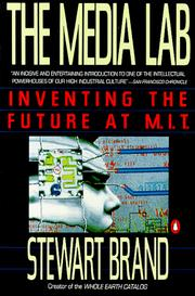 Cover of: The Media Lab by Stewart Brand
