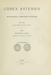 Codex Astensis qui de Malabayla communiter nuncupatur; vol. 3